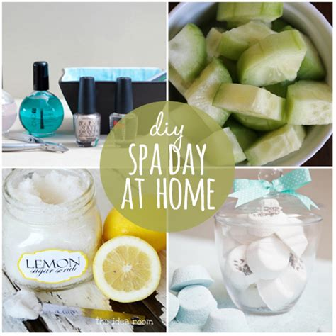 per yourself diy tips for a spa day at home babble
