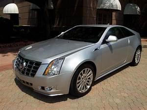 Purchase Used 2011 Cadillac Cts Performance Coupe 2
