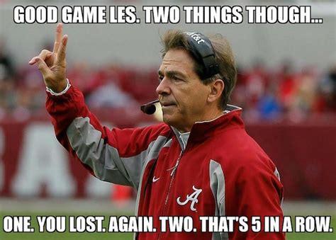Alabama Football Memes - best sec football memes of week 10