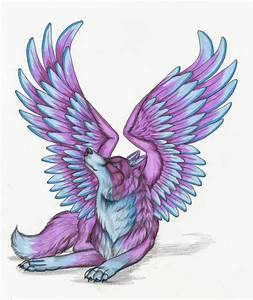Spread your Wings by MorRokko on DeviantArt