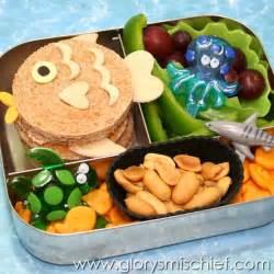 Fish Sandwich Lunch Kids