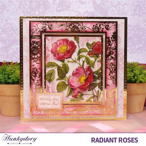 17 Best Images About Cards Hunkydory On Pinterest
