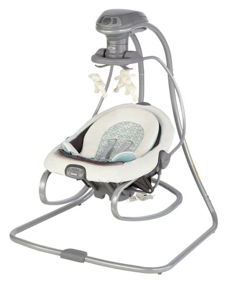 Infant Swing by Comparing The Best Baby Swings Graco Duetsoothe Swing