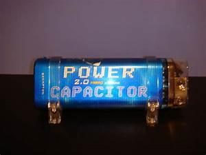 Ny Fs  Jl Audio 300  4 Amp  U0026 Blitz 2 0 Capacitor