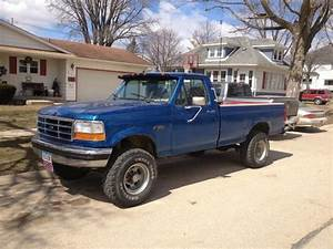 Sell Used 1985 Ford F350 Turbocharged 6 9 Idi In Lost Nation  Iowa  United States  For Us  3 500 00