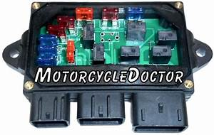 Central Relay Junction Fuse Box Utv 700 500 400 Hisun