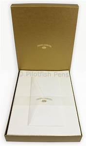 crown mill luxury letter writing paper stationery set a4 With letter sheets and envelopes