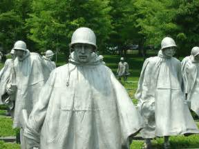 Image result for Korean War Veterans Memorial