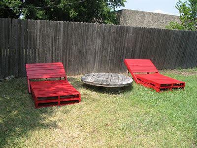 Chaise Longue Fabriqué Avec De La Palette De Construire Un Transat Chaise Longue Pour Votre Jardin