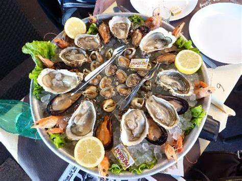 stage cuisine marseille plats de fruits de mer photo de la cuisine au beurre
