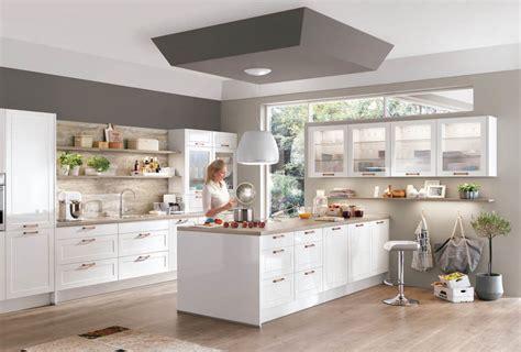 exemple de cuisine en u modèle cuisine targa 791 maison maison