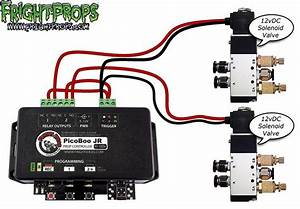 Powering 12vdc Devices From A Picoboo
