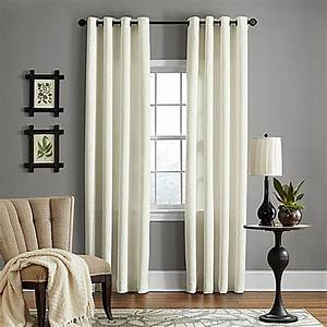 veratex brooklyn linen grommet window curtain panel bed With brooklyn linen stores