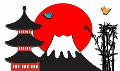 Japanese Clipart Culture Language Japan Transparent Courses