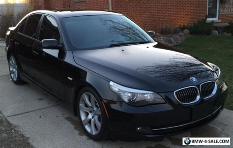 Bmw For Sale by 2008 Bmw 5 Series For Sale In United States