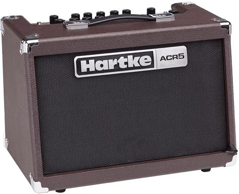 Hartke Acr5 Acoustic Guitar Amplifier With Chorus And Reverb