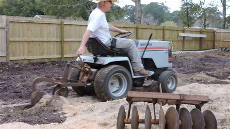 Garden Tractor by My Craftsman Garden Tractor Attachments