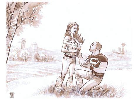 superboy proposal  manapul  deviantart