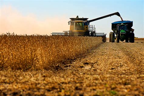 Glory Days Fade for U.S. Farmers - WSJ