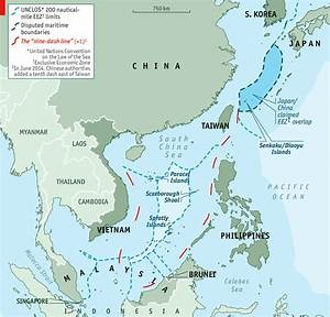 FOCUS on Territorial Disputes | South China Sea – The ...