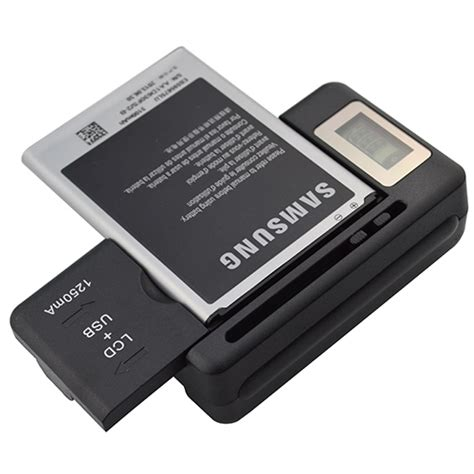 cell phone battery universal mobile phone battery charger digital pda