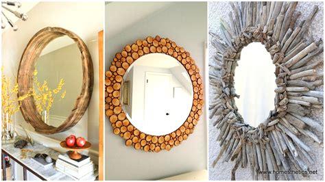 diy home decor project ideas creative mirrors