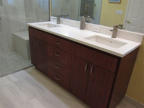 15 Most Popular Bathroom Vanity Tops Materials, Styles