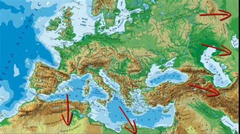L' Europa fisica - parte 1 - YouTube