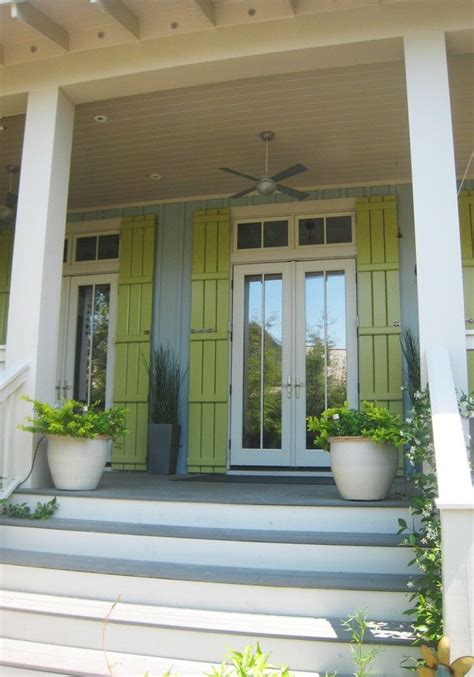 25 best ideas about green shutters on cottage