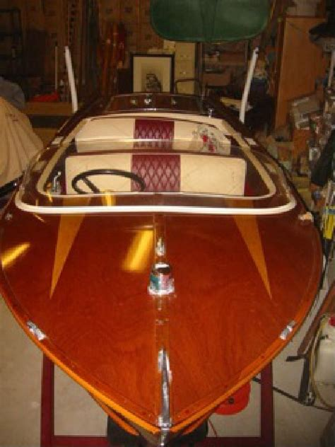 yellow jacket classic wooden boats wood boats