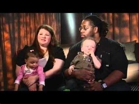 biracial couple gives birth to twins one black one white