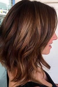 Medium Long Layered Hairstyles