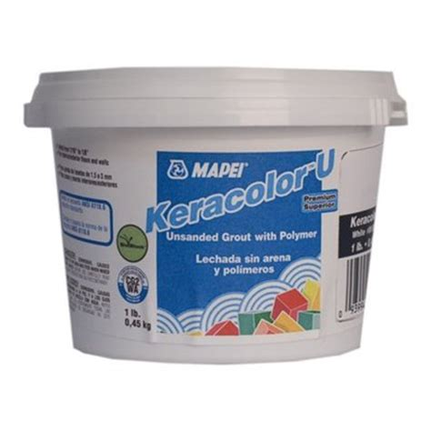 keracolor u grout mapei 1 lb keracolor u premium unsanded powder grout lowe s canada