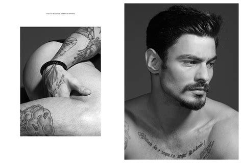 Ber Fashion Marketing Male Model Luis Coppini Na Made