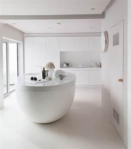 Küche Weiss Modern : kochinsel in der k che moderne ideen ideen top ~ Sanjose-hotels-ca.com Haus und Dekorationen