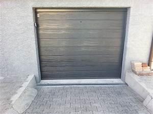 Porte De Garage Gris Anthracite : portes de garage et automatismes automatisme maintenanceautomatisme maintenance ~ Melissatoandfro.com Idées de Décoration
