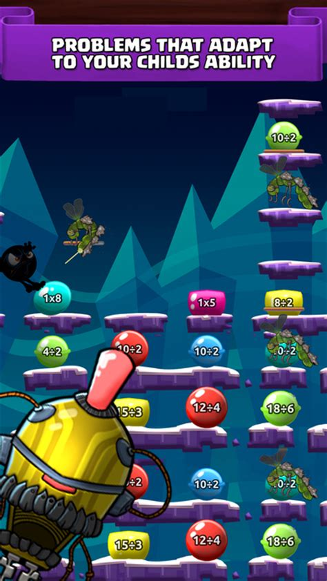 monster maths review educational app store