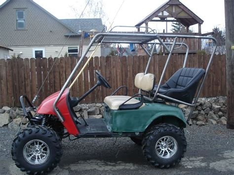 24 best golf cart on golf carts projects to try and welding projects