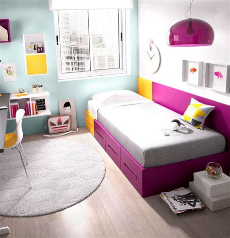 chambre a la mode lit ado fille prunelle secret de chambre