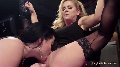 Blonde Lesbians Enjoying Hardcore Bdsm Sex Eporner