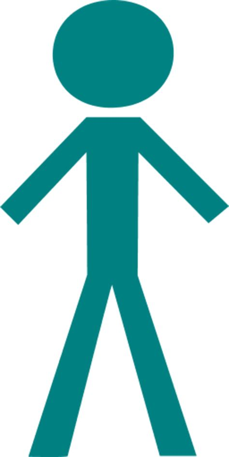 Human Clipart Human Stick Figure Clip Free Clipart