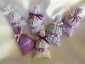 lavande mariage sachet lavande tissu création personnalisée pour mariage réception baptême cadeau invités