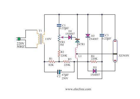 Xenon Circuit Page Light Laser Led Circuits Next