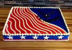 U.S. Air force cake - Help Us Salute Our Veterans by ...