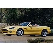 Voiture Aston Martin Officiel Vanquish