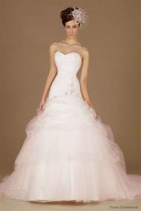Diane harbridge bridal 2012 wedding dresses wedding for Pale pink wedding dress