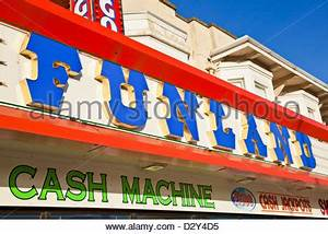 Skegness Amusement Arcade Stock Royalty Free