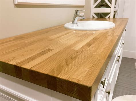 price reduction solid oak worktop cheapest real