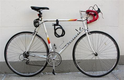 Peugeot Carbolite by Bikecult Bikeworks Nyc Archive Bicycles Peugeot Carbolite
