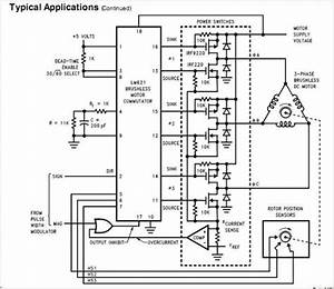 Brushless dc motor driver circuit diagram impremedianet for China ku63 bldc motor controller 36v 250w circuit